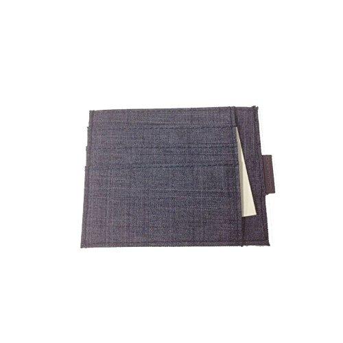 greenwitch-porta-carte-di-credito-6-posti-in-tessuto-tipo-jeans-blu