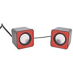 Live Technology USB Laptop Speaker 628 R/B