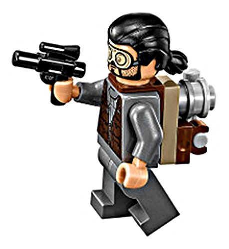 LEGO Star Wars: Rogue One - Bodhi Rook Rebel Alliance Pilot Minifigure 2016
