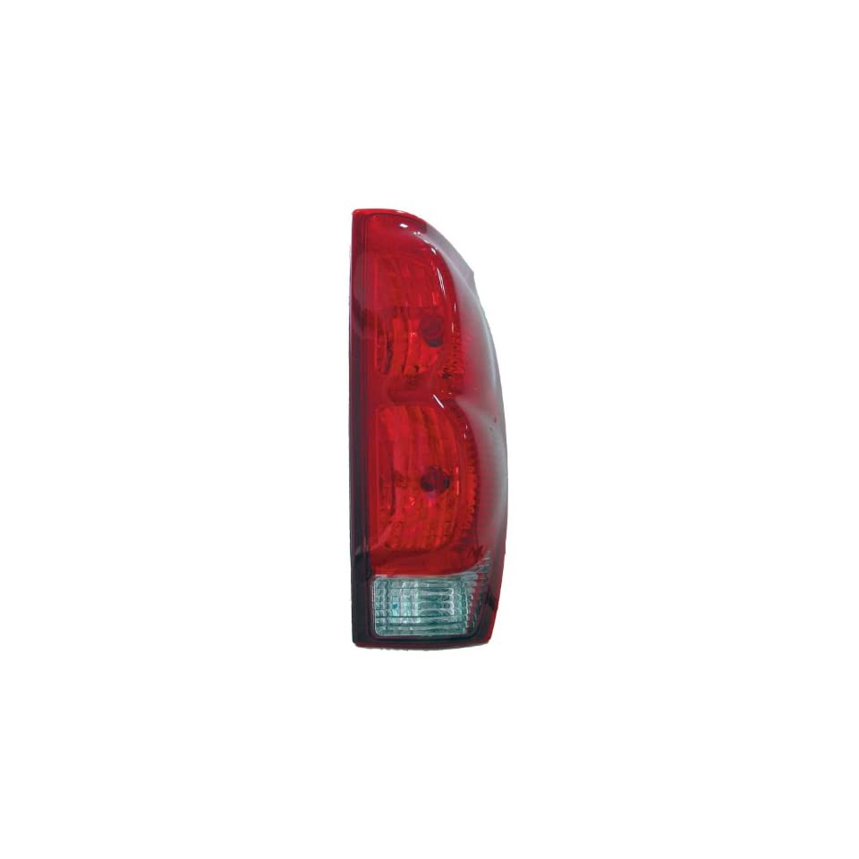 TYC 11 5889 01 Chevrolet Avalanche Passenger Side Replacement Tail Light Assembly