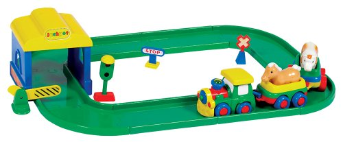 Express Preschool Working On The Railroad front-1044143