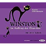 Winston - Teil 4: Im Auftrag der Ölsardine: Lesung mit Oliver Kalkofe (3 CDs)