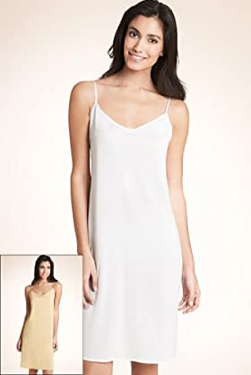 2 Pack - V-neck Full Slips