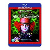 Alice in Wonderland (Blu-ray 3D)by Johnny Depp