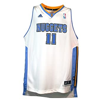 NBA Denver Nuggets Swingman Home Jersey Youth by adidas