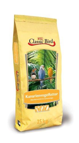 Classic Bird Kanarienvogelfutter ohne Rübsen,