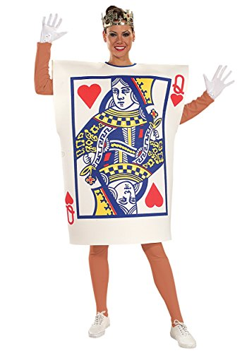 [Plus Size Adult Queen of Hearts Costume - PL] (Plus Size Queen Of Hearts)
