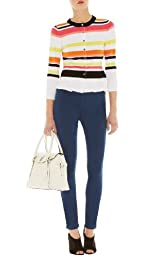 Stripe Knit Collection Cardigan