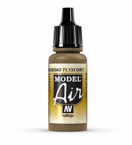 Vallejo Dirt Model Air Paint