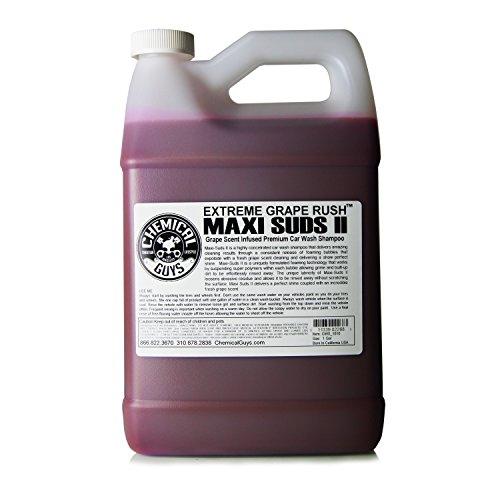 chemical guys cws 1010 maxi suds ii super suds car wash. Black Bedroom Furniture Sets. Home Design Ideas