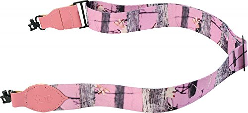 Levy's Leathers S8S Polyester Webbing Rifle Sling (Pink Camo)