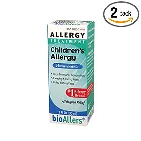Bioallers Children's Allergy 1 oz ( Multi-Pack)