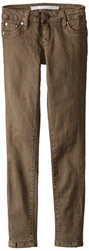 Tractr Big Girls' Brushed 5-Pocket Pants, Amazon, 12