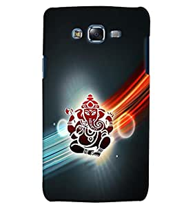 GADGET LOOKS PRINTED BACK COVER FOR SAMSUNG GALAXY J7 2016 MULTICOLOUR
