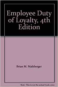 duty of loyalty To reform the common law upon which it is based2 as a means of assessing the  scope of the reformulated duty of loyalty found in s172 of the act, it is instructive.