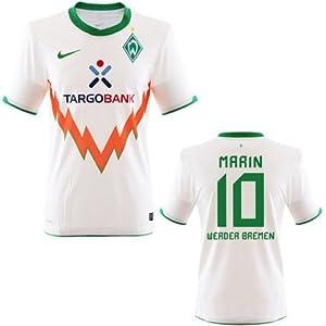 Werder Bremen Marin Trikot Away 2011