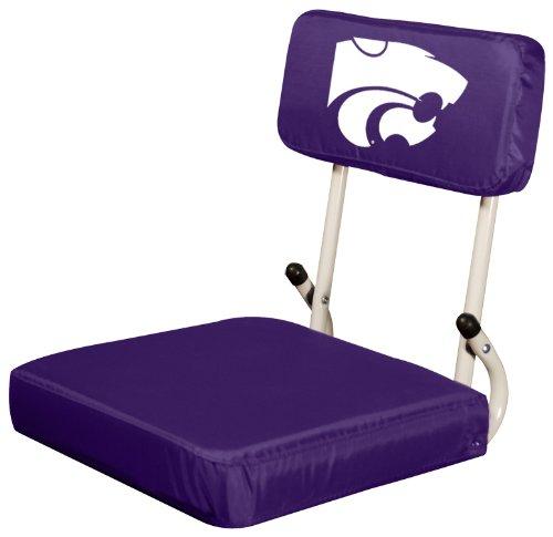 Ncaa Kansas State Wildcats Hard Back Stadium Seat