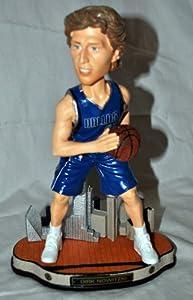 Dallas Mavericks Dirk Nowitzki Premium CITY COLLECTION 10 inch Limited Edition Bobble...