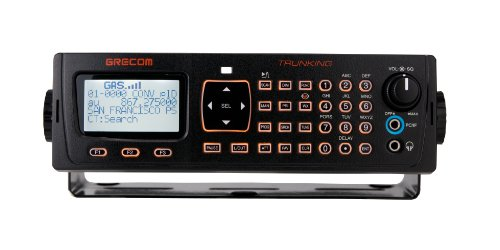 GRE PSR410 Analog Mobile Scanner