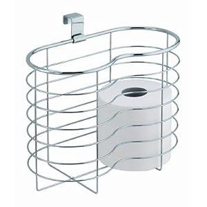 Toilet Paper Tissue Baskets Extra Roll Bathroom Storage