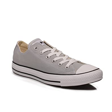 Converse Mirage Grey Ox Low All Start Trainers-UK 11