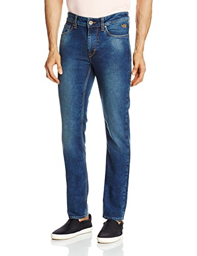 Flying-Machine-Mens-Jackson-Skinny-Jeans-8907259693538FMJN722832Blue