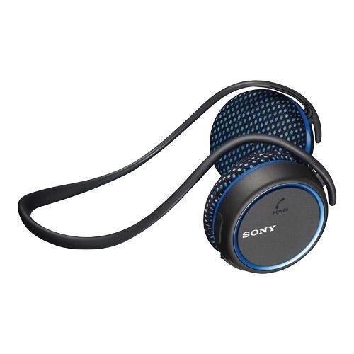 Sony Mdr-As700Bt/L Blue Bluetooth Wireless Headphones