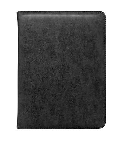 Unotec Funda Elegance Negra Para iPad 2/3/4