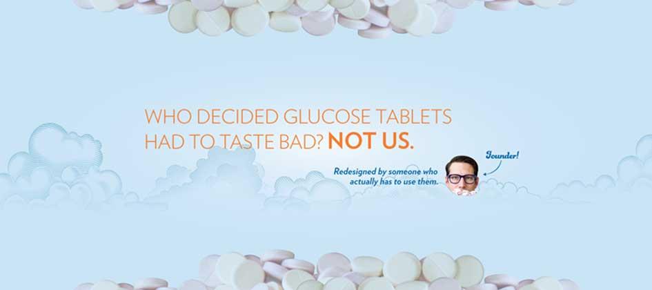 Glucolift Tablets