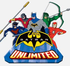 Batman Unlimited and clothing