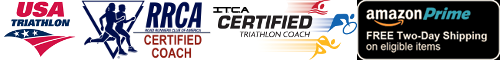 Our Certifications: RRCA USAT ITCA