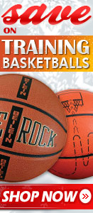 Save up to 60% on Basketballs!