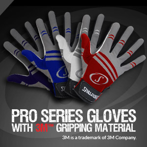 Image of all four available colors for the Prro Series Gloves with 3M® Gripping Material