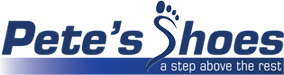 Pete Shoes Logo