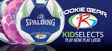 Spalding Rookie Gear Kids Choice Soccer