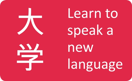 Learn to speak a new language