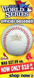 Rawlings WSBB-13 Official 2013 World Series Baseball