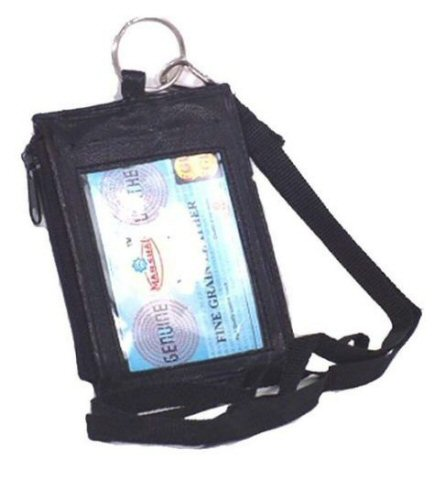 Marshal #761 Leather Wallet Card Holder