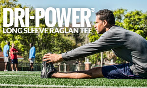 DriPower LS Raglan