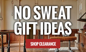No Sweat Gift Ideas