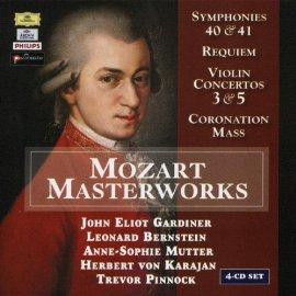 Free Mozart Masterworks