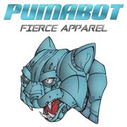 T-Shirt Apparel | PumaBot.com