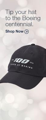 boeing centennial hat