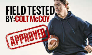 Colt McCoy Approved Fleece