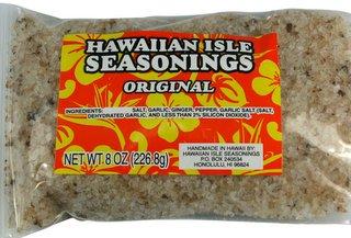 Hawaiian Isle Seasonings. Original. 8 oz