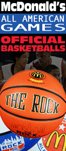 Get your Official McDonald's All American Games Basketballs here!