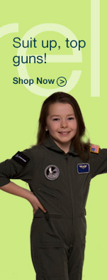 boeing kids apparel