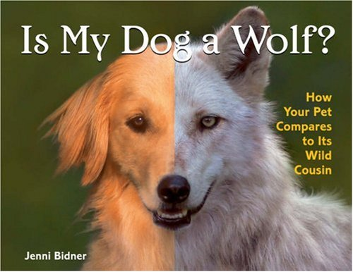 What are the similarities between dogs and wolves?