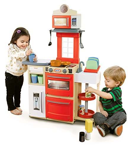Cook Tikes 'n Red Kitchen Playset Little Store FTJclK1