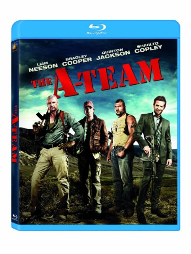 Команда «А» / The A-Team [Theatrical Cut] (2010) BDRip